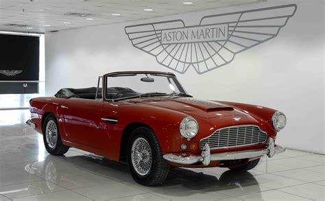 aston martin used car advert used 1963 aston martin db4 for sale in pistonheads
