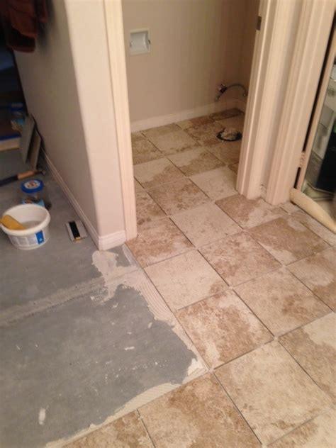 bathroom floor tile installation bathroom floor tile installation shuey handyman