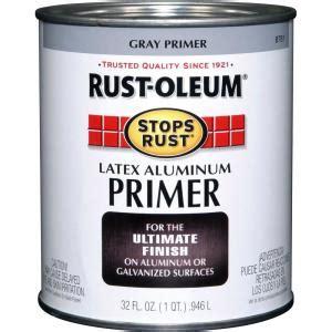 rust oleum stops rust 1 qt aluminum flat rust preventive