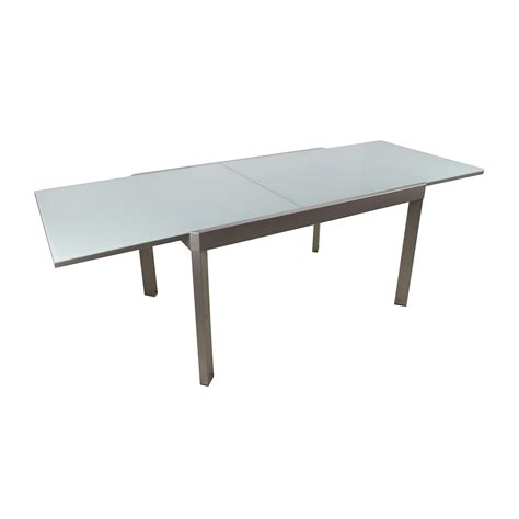 calligaris dining tables 79 calligaris calligaris extendable glass dining