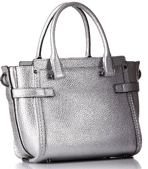 Coach Swagger Silver 21 t 250 i coach f37444 swagger 21 silver sang chảnh