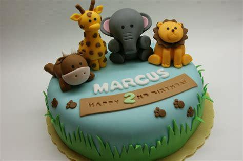 Mickey Kitchen by Beautiful Kitchen Safari Animal Cake For Marcus S 2nd
