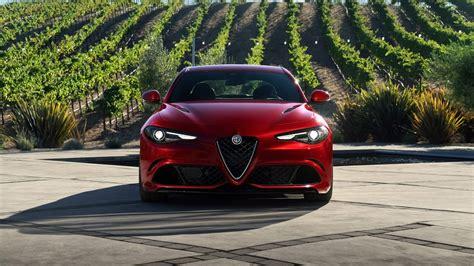Alfa Romeo Wallpaper by 2017 Alfa Romeo Giulia Quadrifoglio 3 Wallpaper Hd Car
