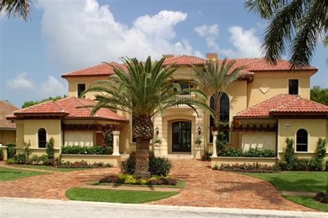 tuscan style houses get italian appeal with these attractive tuscan style