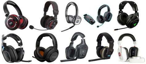 best wireless headsets gaming the top 10 best wireless gaming headsets on earth the