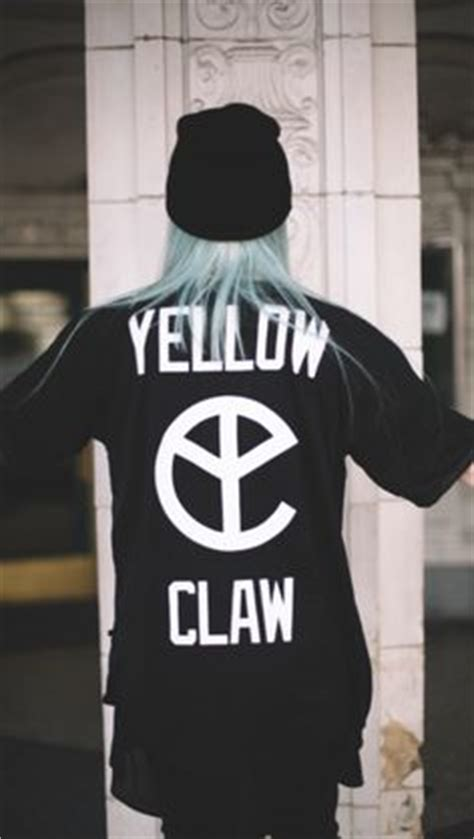 Jaket Sweater Yellow Claw Blood For Mercy 2 yellow claw edm hoodie yellow and products