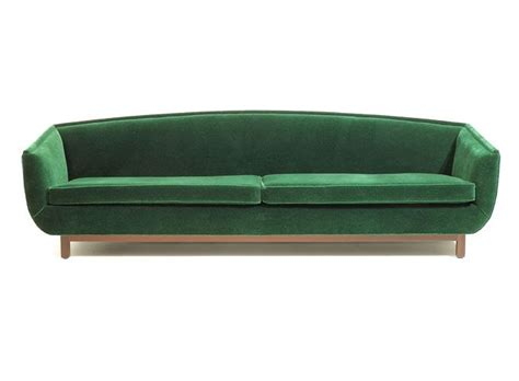 Green Couches by Digging This Green Sofa By Sandback Slick And