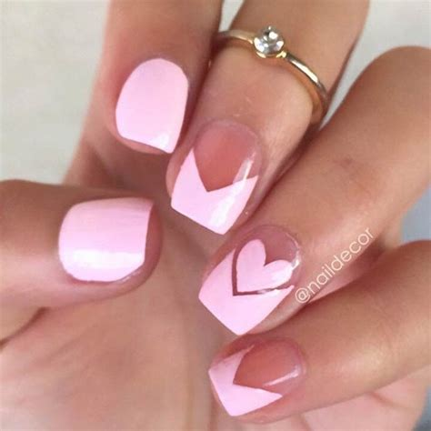 pretty nail art designs  valentines day  beauty