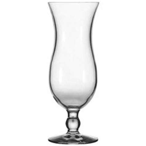 Specialty Cocktail Glasses Anchor Hocking 15 Ounce Footed Hurricane