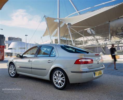 RENAULT Laguna specs   2001, 2002, 2003, 2004, 2005