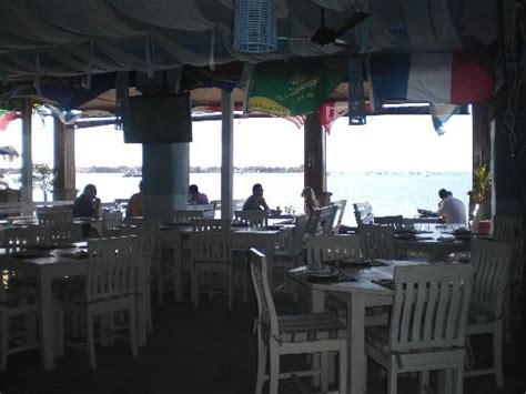 the beach house restaurant front picture of the beach house restaurant beach bar grand baie tripadvisor