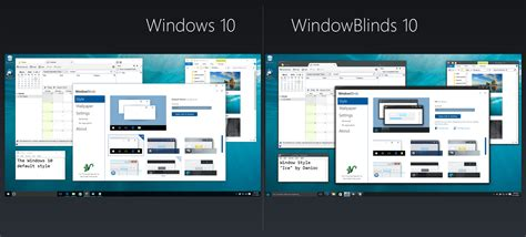 Windowblinds Theme Windows Interface | windowblinds software from stardock