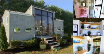 Tiny Houses In Paradise tiny house nation s first featured home is a 172sf tiny paradise