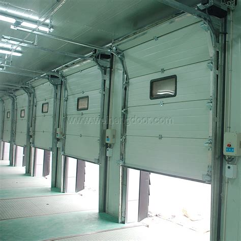 Sectional Overhead Garage Door China Sectional Door Overhead Door Garage Door Csid 010 China Sectional Door Overhead Door