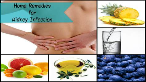 astonishing home remedies for kidney infection treatment