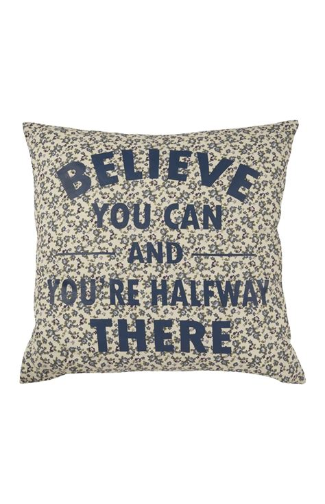 primark cusions ditsy believe cushion for exceptional and charming look of