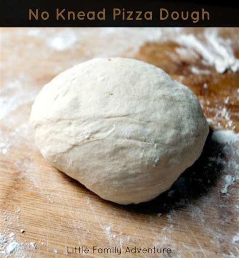 no knead pizza dough no knead pizza dough recipe dishmaps