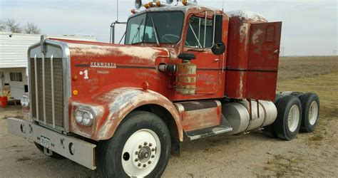 kw truck for sale by owner 45 years one owner 1970 kenworth w925