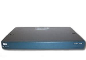 Cisco Router 2600 Second cisco 2600 series of modular routers