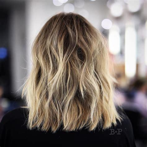 how to cut choppy layers in hair 35 wavy medium length layered hairstyles 2017 hairstyle guru