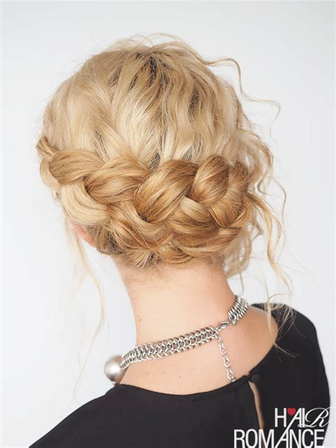 30 Curly Hairstyles In 30 Days Day 8 Hair Romance | 30 curly hairstyles in 30 days day 8 hair romance