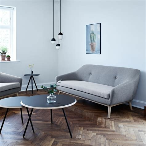 Sofa Skandinavisch 130 by Peppy Sofa 2 Sitzer Woud Im Shop Kaufen