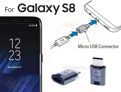 Usb Travel Charger Samsung Galaxy A5 2017 original type c to micro usb connector adapter for samsung