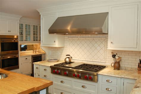 Commercial Kitchen Exhaust Hood Design 4 Burner Gas | choose the right kitchen vent hood home ideas collection