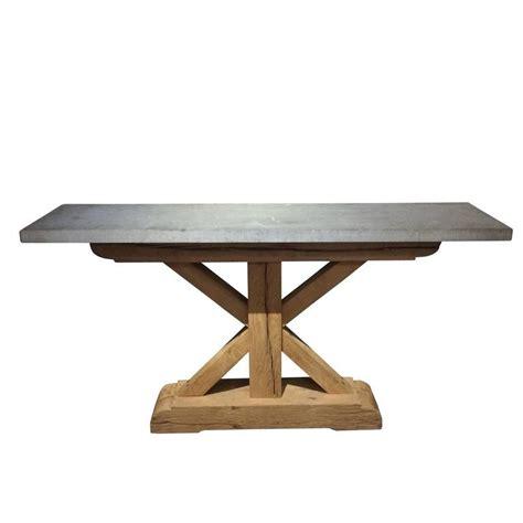 bluestone table tops belgian bluestone console table 19th century base modern