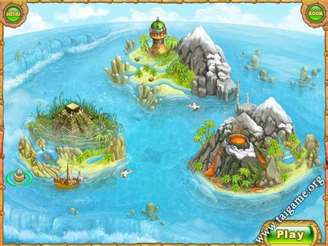 Gamis Silang island tribe 2 free strategy