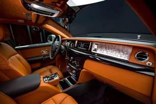 Rolls Royce Phantom Interior Rolls Royce Puts A Gallery Inside The New Phantom Viii