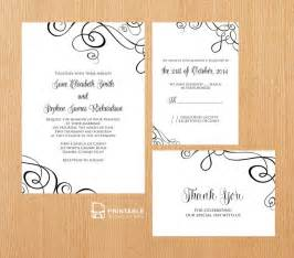 free bridesmaid invitation templates free printable wedding invitation templates badbrya
