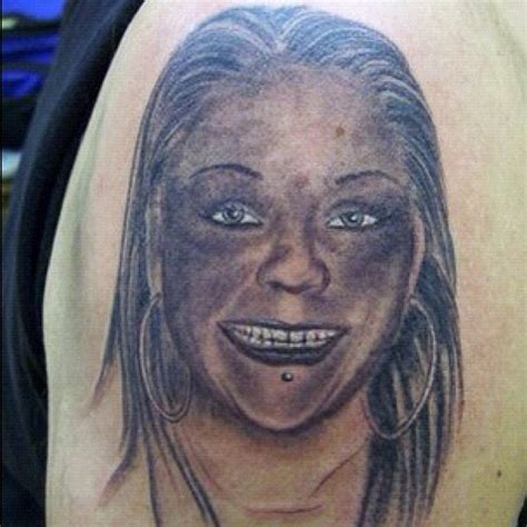 bad tattoo portraits the 32 most hilarious portrait fails 16 made