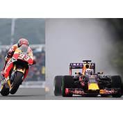 MotoGP Repsol Honda Team F1 Red Bull Racing 2015
