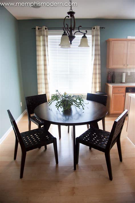 memphis modern simple dining room