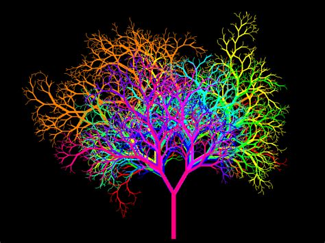 black light tree detail page for section of willow firesong s circle of