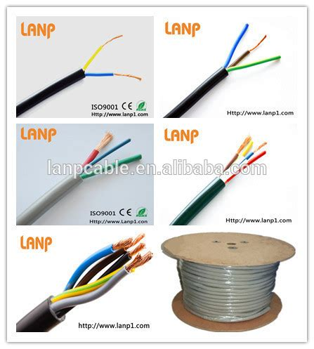 electric wire and cable electrical house wiring material