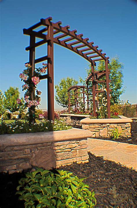 Landscape Forms Max Trellis 5 Popular Forms Of Hardscape Material Sacramento Landscape