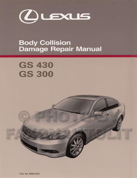 free car repair manuals 2013 lexus gs navigation system 2006 lexus gs 300 430 wiring diagram manual original