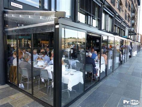 ristorante in veranda verande per bar e ristoranti