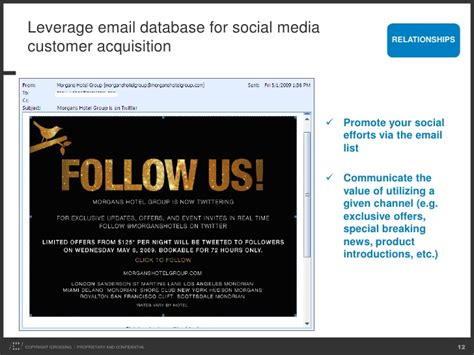 Social Media Search By Email Email And Social Media Marketing Synergies Responsys Leadersihp For