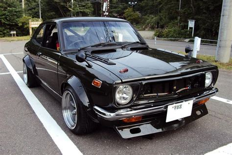 Toyota Corolla Ke30 Coupe Toyota Corolla School Jdm Toyota