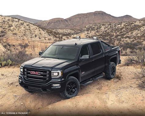 gmc truck photos 2018 gmc 1500 light duty truck gmc canada