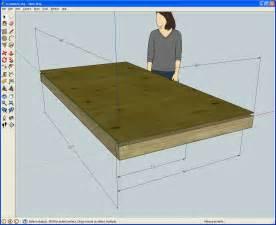 building a train table woodwork build model train table pdf plans