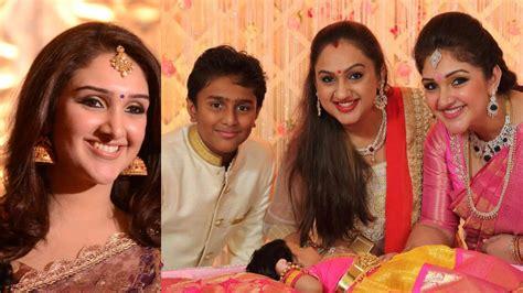 sridevi family sridevi vijayakumar family photos www pixshark