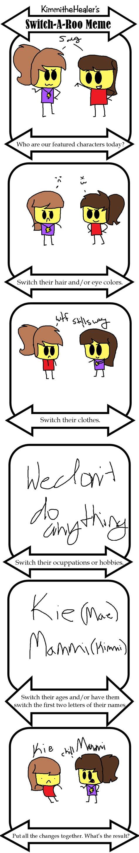 Lelelele Meme - switch a roo meme lelelele by rainbowzforlife on deviantart