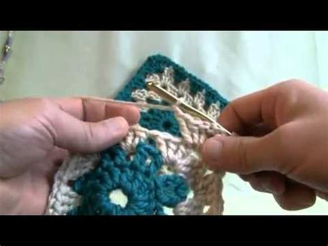 youtube tutorial granny square how to crochet granny squares circle centers youtube