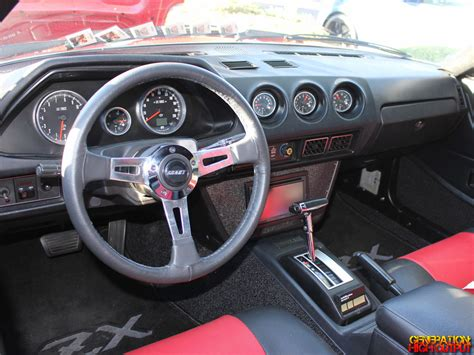 Nissan 280zx Interior by Datsun 280zx With Chevy Ls1 V8 Genho