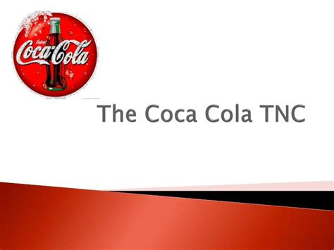 Ppt The Coca Cola Tnc Powerpoint Presentation Id 3145087 Coca Cola Ppt