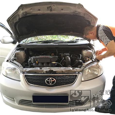 Engine Mounting Dudukan Mesin Toyota Vios 2003 2006 Kanan wts keyless entry push start car alarm security